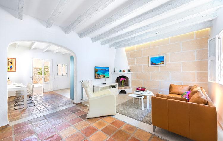 Casa Rosario holiday villa in Pollensa Mallorca