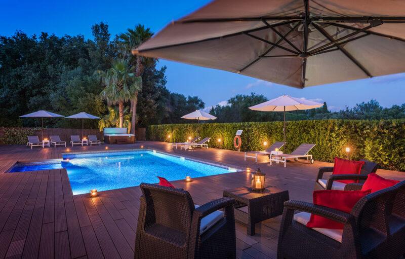 Subach Garden Holiday Villa with pool in Pollensa