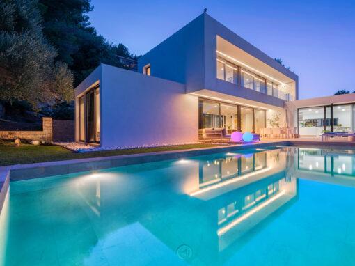 Villa Blanca Holiday Villa in Puerto Pollensa Mallorca