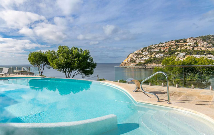 Vista Port Andratx Holiday Villa in Andratx, Mallorca