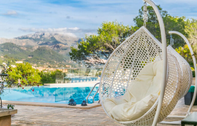 Vista Port Andratx is a Holiday Villa in Mallorca